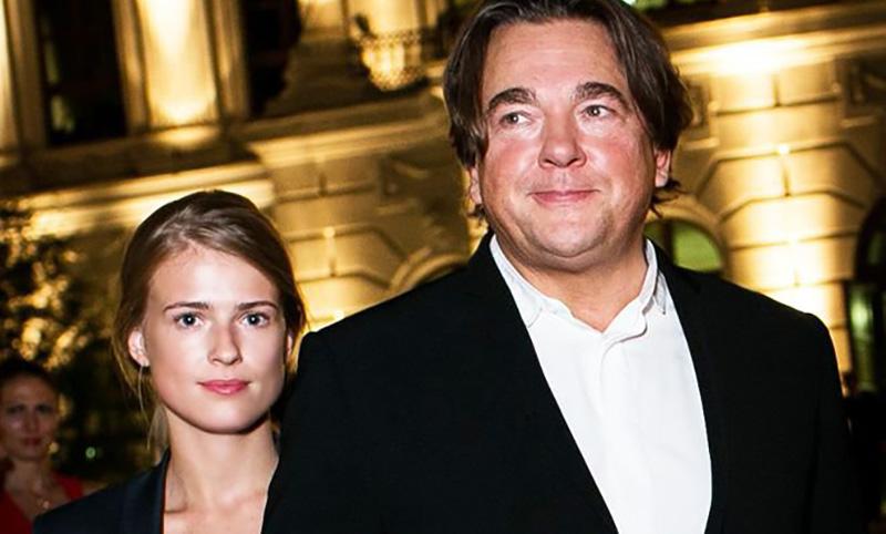 И Баскова не пригласили по дружбе: 56-летний Константин Эрнст женился на 29-летней актрисе