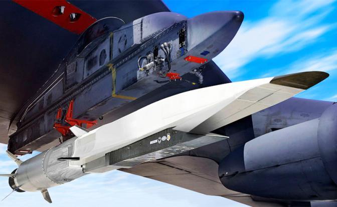 Гиперзвуковое оружие: Россия…