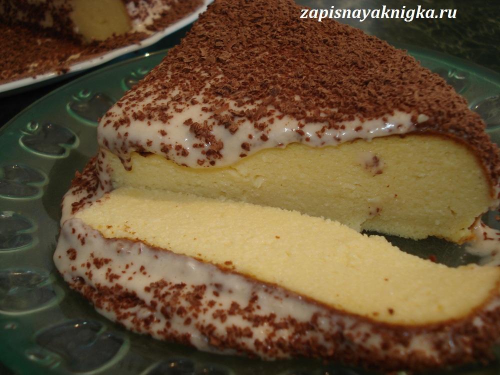 рецепт приготовления пудинга со сметанно банановым кремом