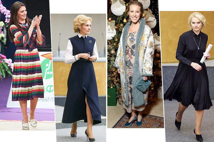 Стиль власти: как одеваются российские женщины-политики