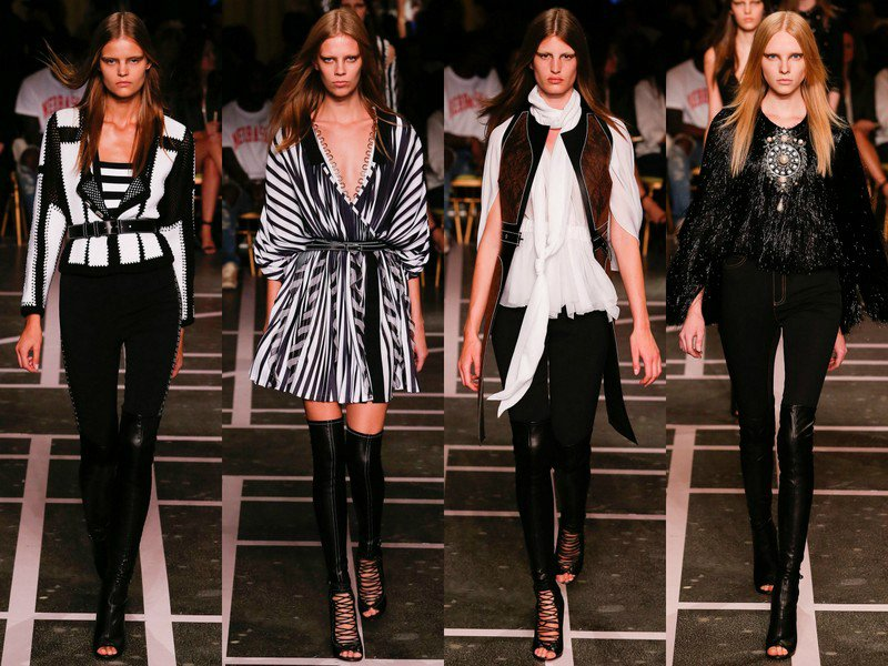 Givenchy �����-���� 2015 �����: ���������� ������������� ������� � ��������� � ���������� �����