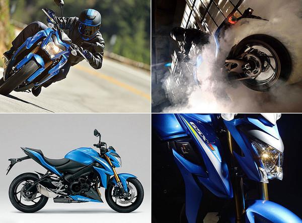 Мотоциклы Suzuki: что нового? - Фото 3