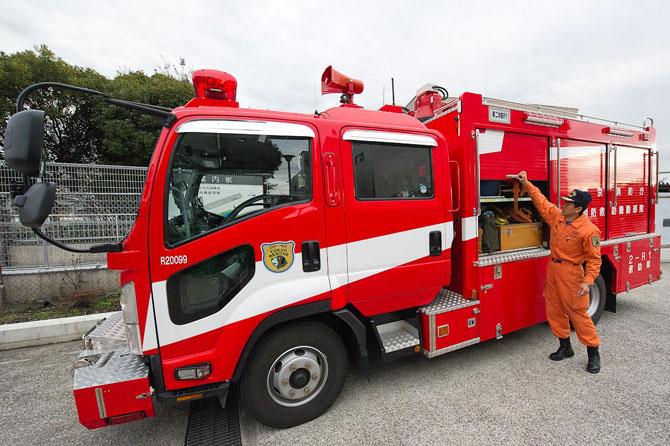 Hyper Rescue: отряд спасателей в Токио