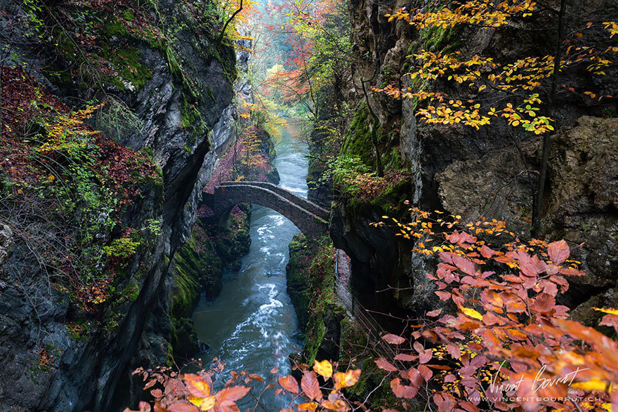 20 невероятных мостов будто попавших к нам из параллельного мира