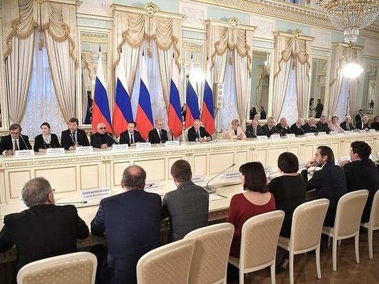 Путин возмутился действиями «Цирка дю Солей»