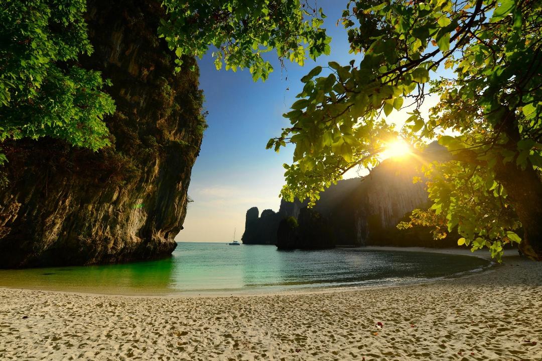 25 прекрасных фотографий о тёплых краях и песчаных пляжах - 5