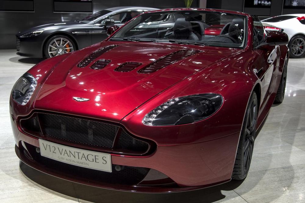 Aston Martin создал быстрейший родстер в истории