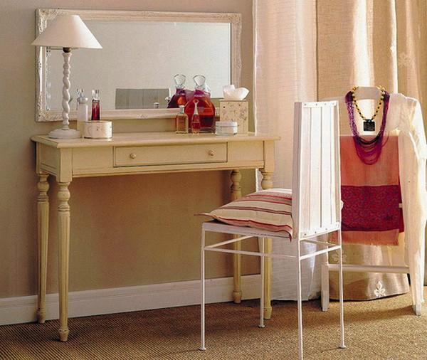 Консольный столик своими руками в спальню