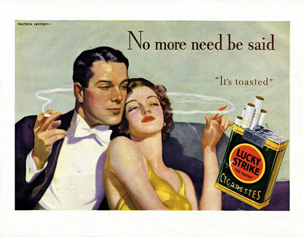 Как за океаном подсаживали на сигареты