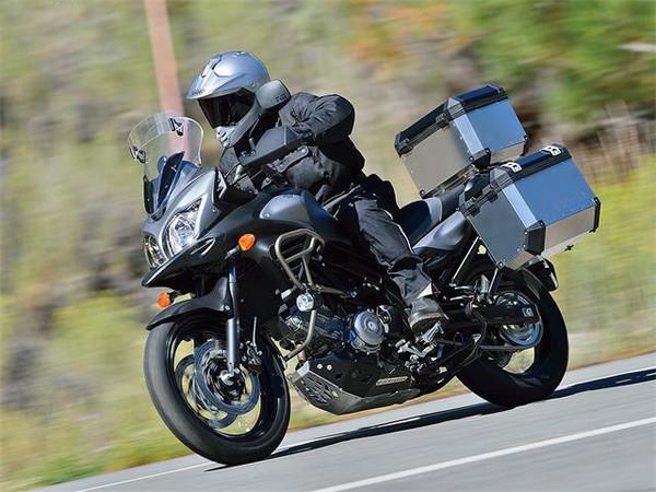 Мотоциклы Suzuki: что нового? - Фото 1