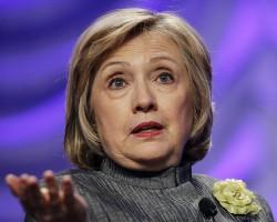 Хиллари Клинтон раскритиковала Обаму за невнятную внешнюю политику
