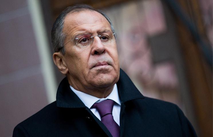 Лавров жестко отчитал США за санкции против Ирана