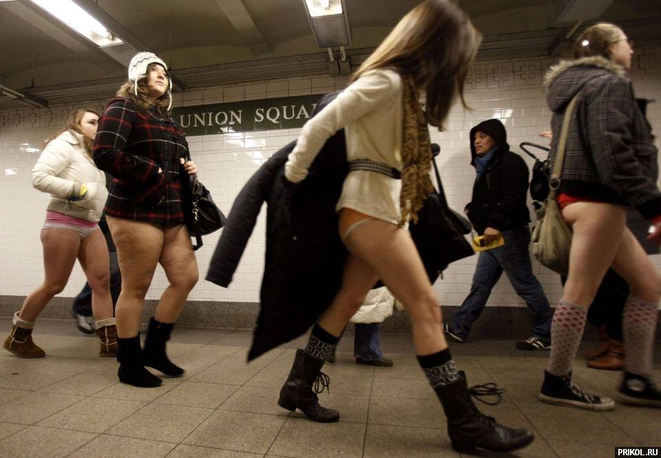 Кто же на женщин брюки надел?
