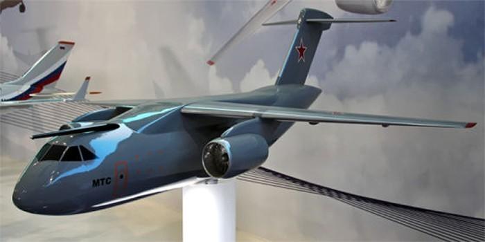 Российско-индийский проект транспортного самолета Ил-214 отменен