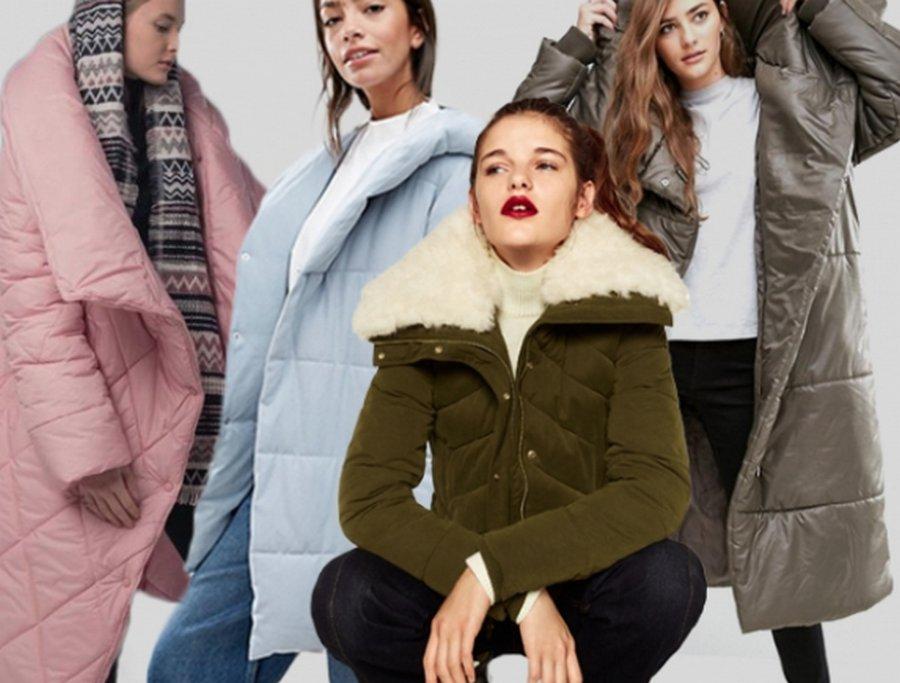 Пуховики и горнолыжные куртки для холодных дней
