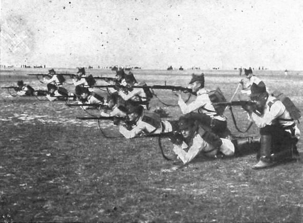 Румынское вторжение в Бессарабию