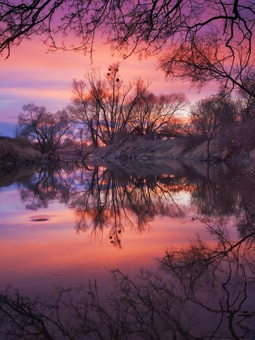 Прекрасные пейзажи Яна Бэйнэра