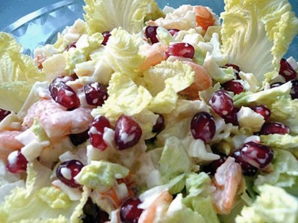 Салат «Стрелы амура» - просто бомба, а не салат!