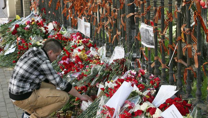 """В Европе вспоминают """"Одесскую Хатынь"""""""