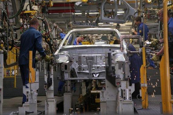 Объемы украинского автопроизводства упали в 13 раз
