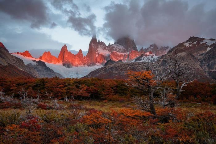 Фантастические пейзажи Патагонии, после которых захочется уехать в путешествие на край света!