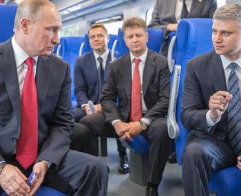 РФ запустила все поезда в обход Украины
