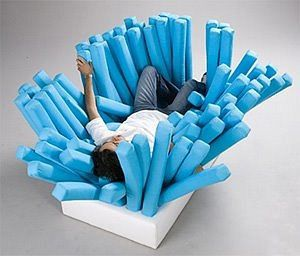 Самые удивительные и необычные кровати    дизайн, кровать