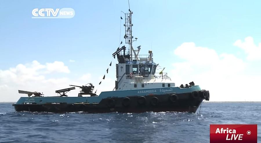 Новый ливийский флот