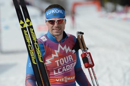Российский лыжник Устюгов установил рекорд по количеству побед на «Тур де Ски»