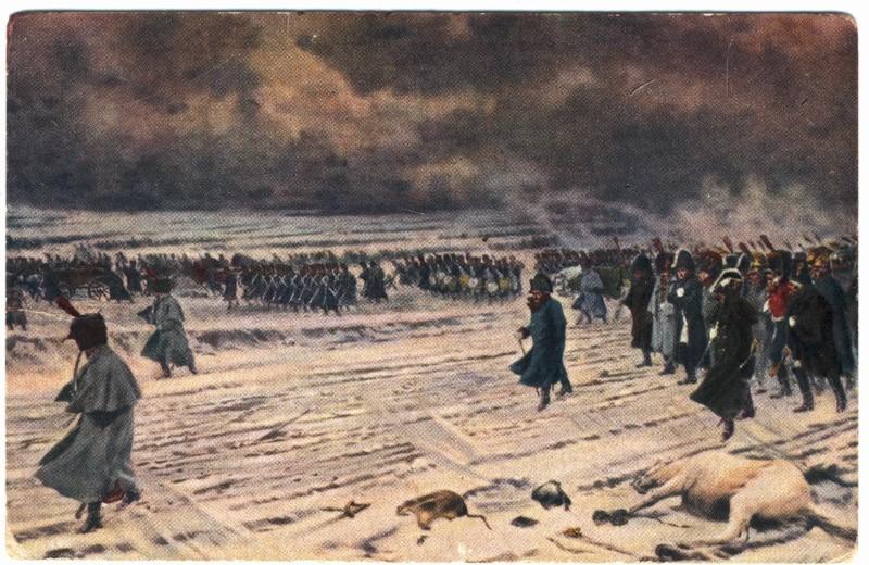Макрон в поход собрался... на Россию