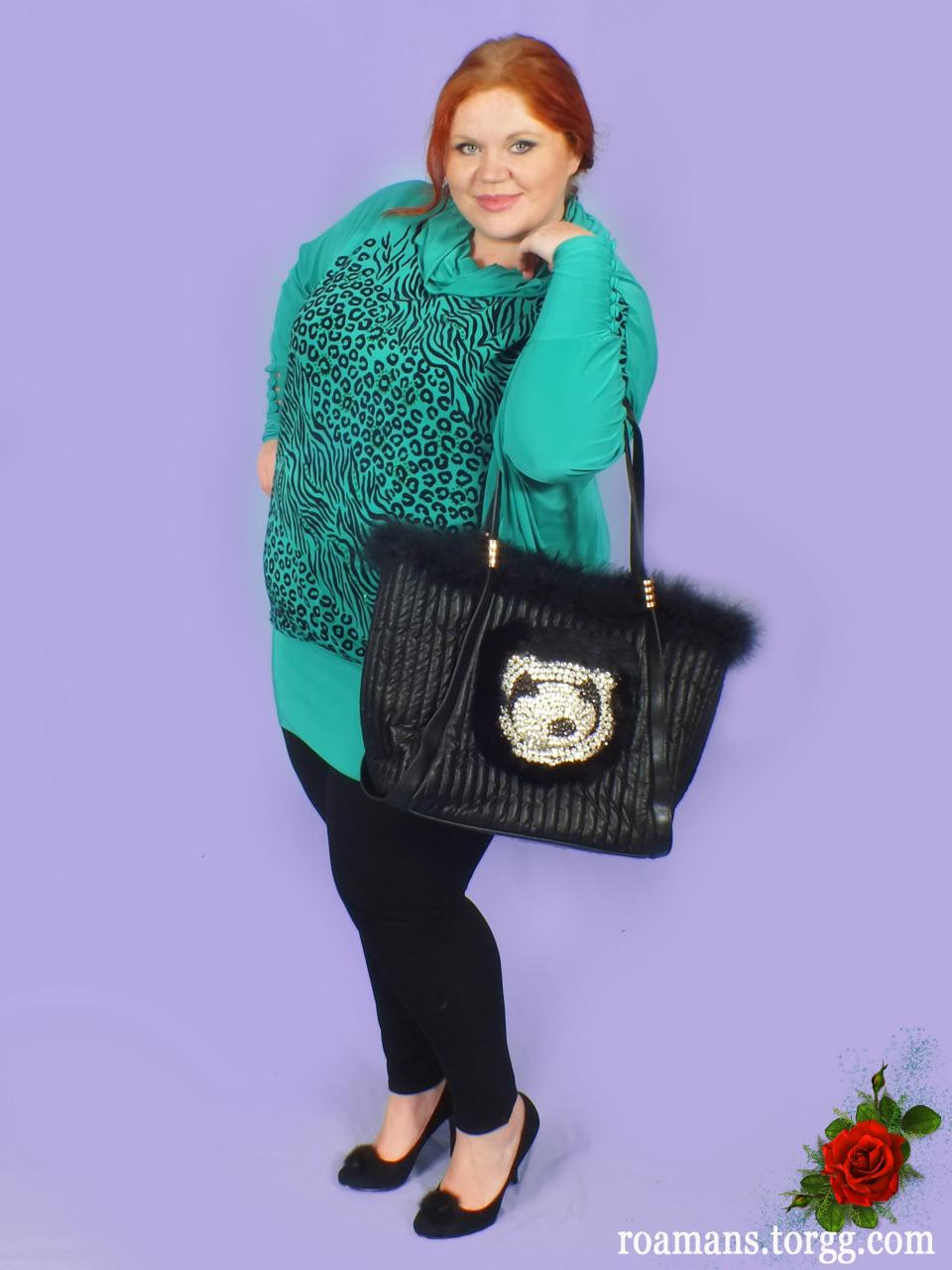 Интернет Магазин Женской Одежды Большого Размера