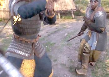 В новом ролике геймплея Kingdom Come: Deliverance рассказали о реалистичной боевой системе с видом от первого лица