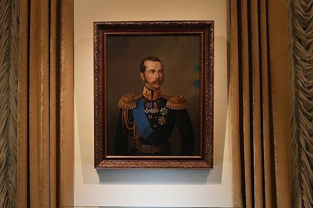 России вернули окровавленную рубашку императора Александра II