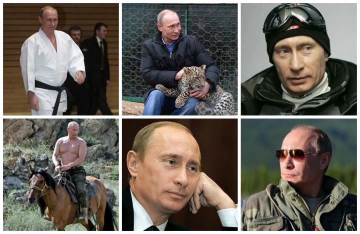 """Взломав украинский госсайт, хакеры разместили там клип про """"Такого, как Путин"""""""