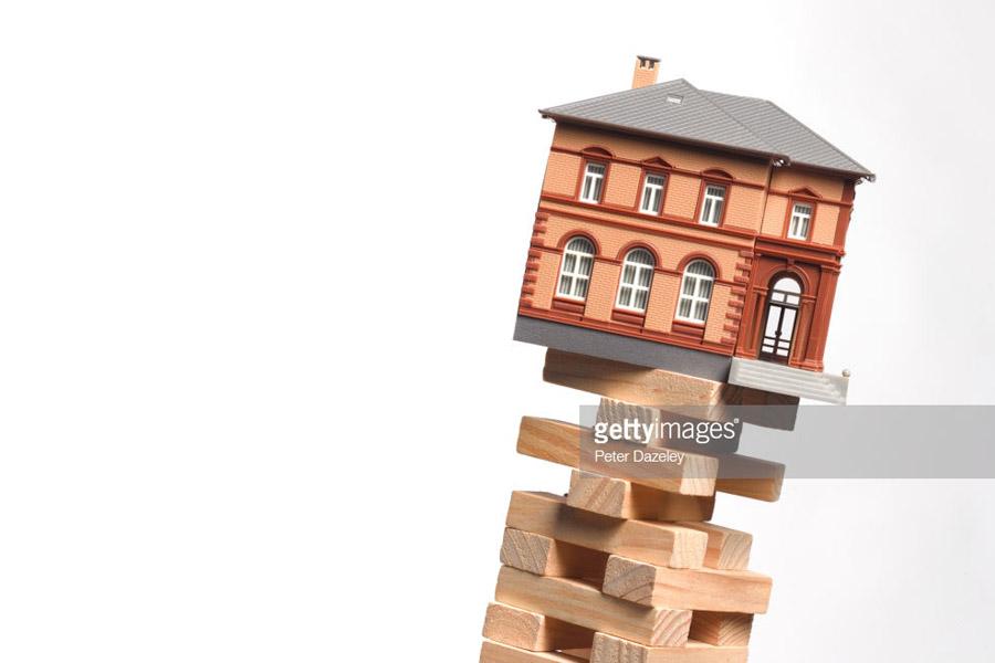 О скором обвале на рынке жилья