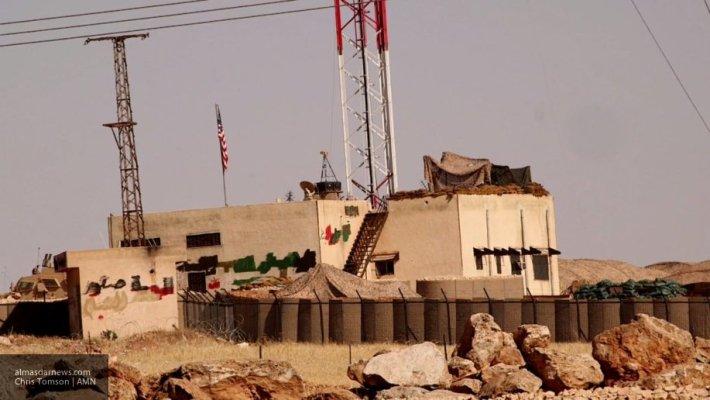 Военный эксперт прокомментировал стремление американцев к строительству бункеров в Сирии