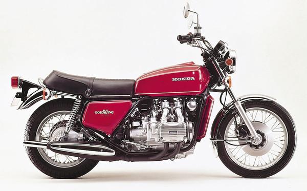 Honda Gold Wing исполняется 40 лет - Фото 1
