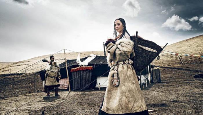 В Тибете одна жена на всех считается обычной общественно нормой