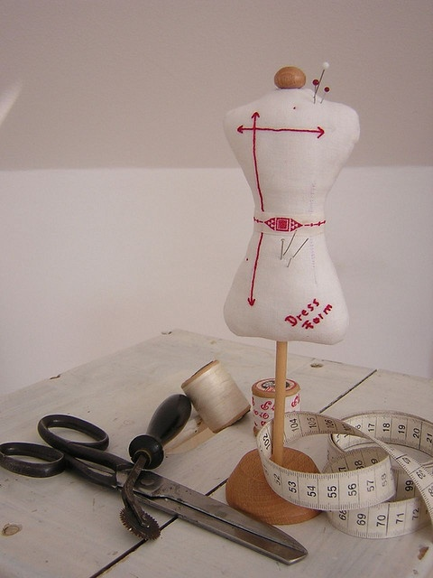 Подушкообразное платье формы