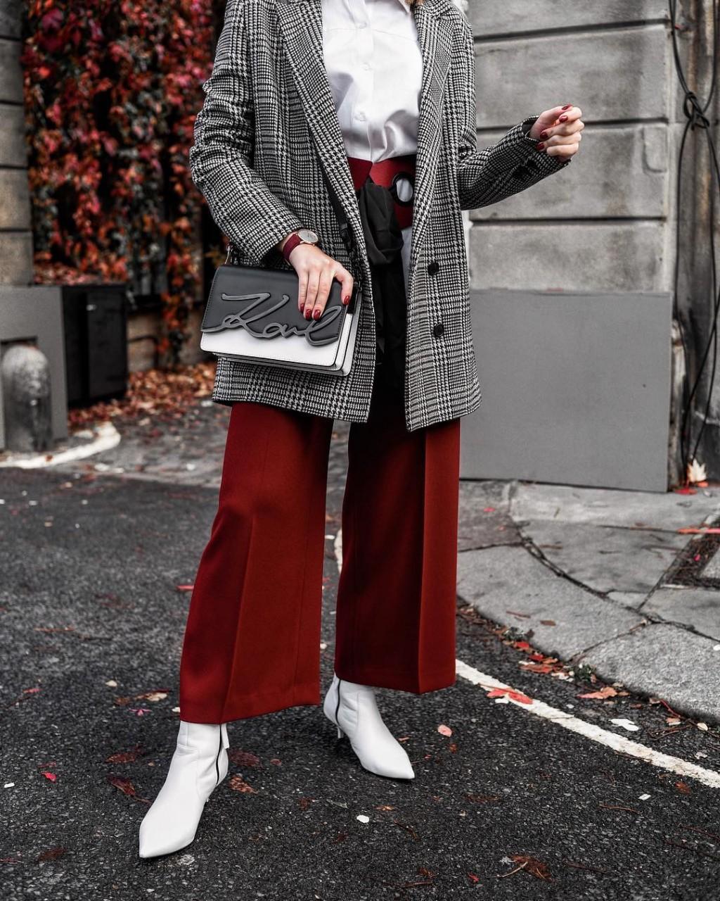 Как носить красный: советы Вячеслава Зайцева