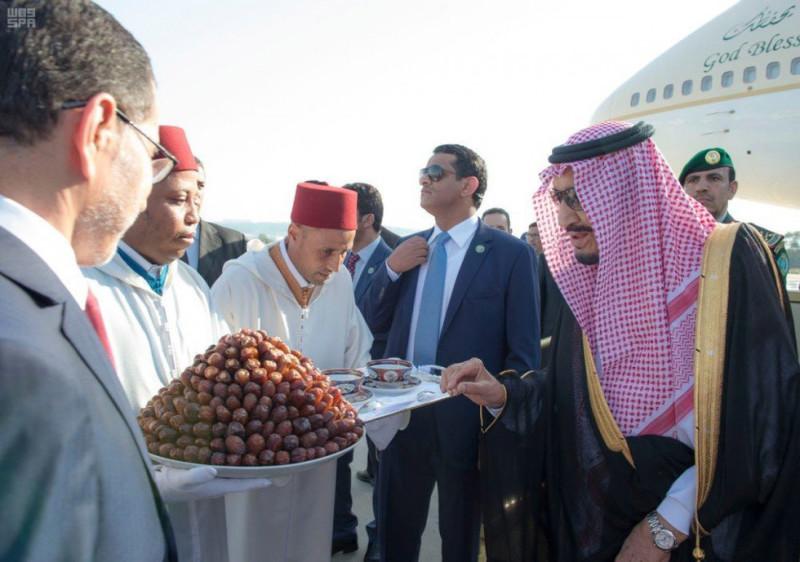 Королевский отпуск: глава Саудитов потратил 100 млн долларов на отдых в Марокко