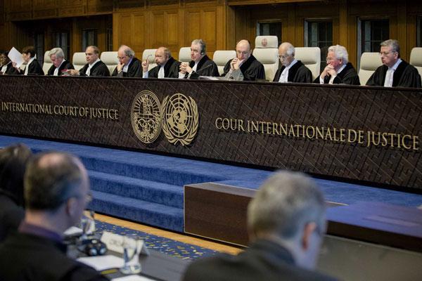 Суд ООН отказал Киеву по иску к России по Конвенции о борьбе с финансированием терроризма