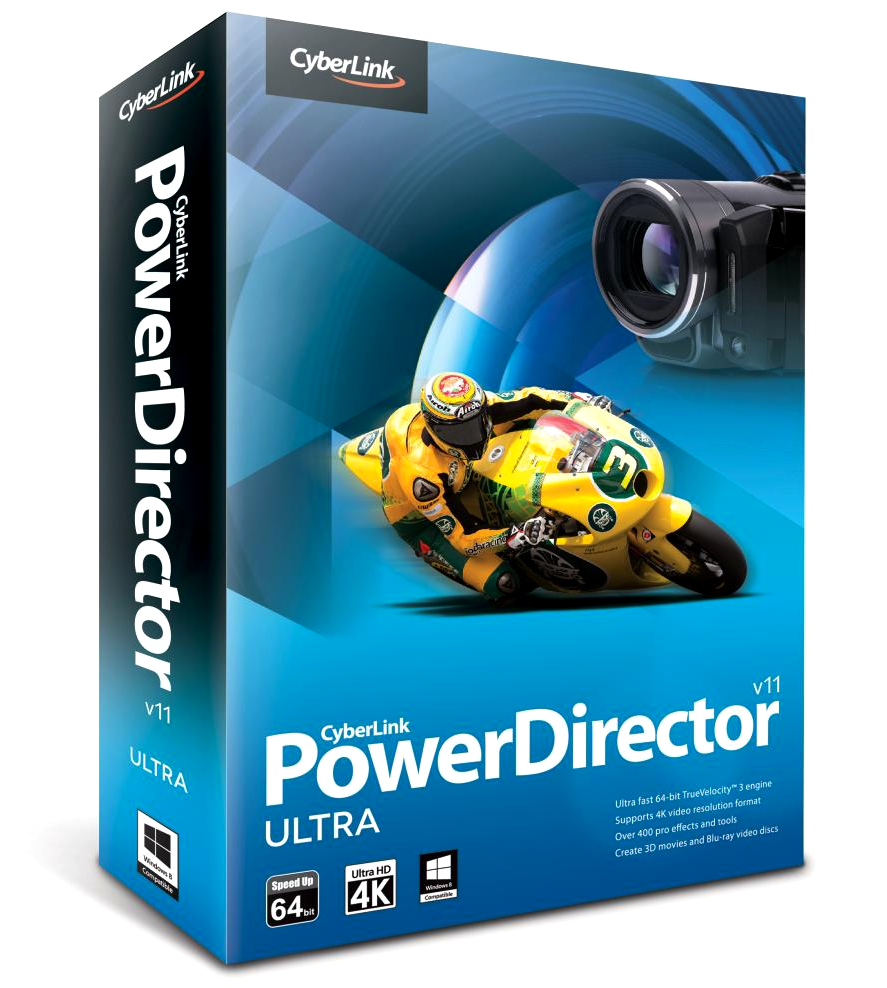 CyberLink PowerDirector 11 Ultra v 11.0.0.2418 ML/Rus