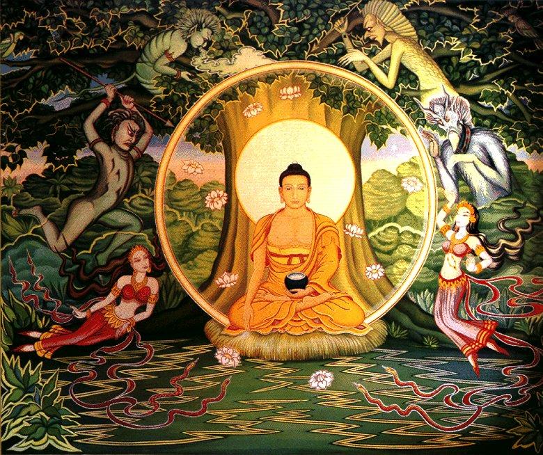 Для счастливой и гармоничной жизни, восемь уроков Будды