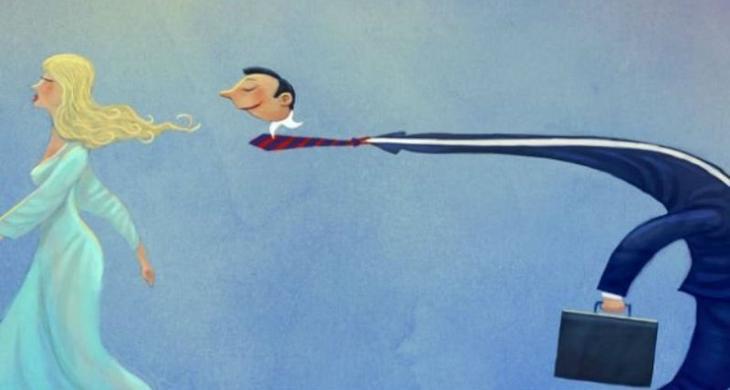 Иронические карикатуры от петербургского художника Андрея Попова