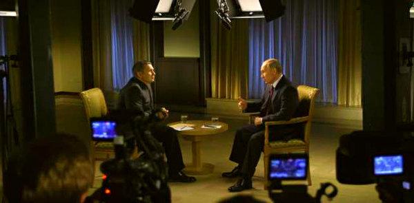 Даже иностранцы притихли от жесткого ответа Путина в новом интервью: «зачем нужен Мир, если там нет России»