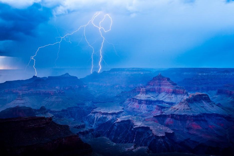 Thunderstorms18 35 belas fotos que demonstram o poder ea beleza dos elementos