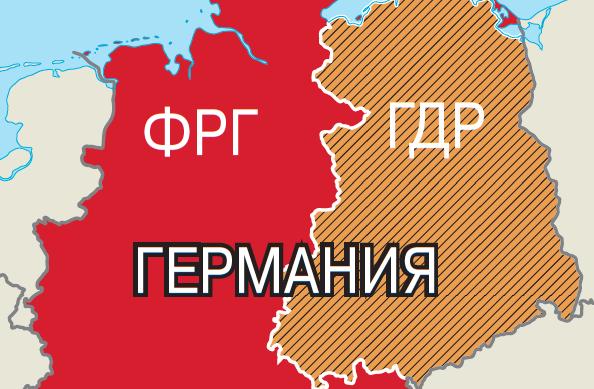 Почему СССР воевал с Германией до 1955 года?