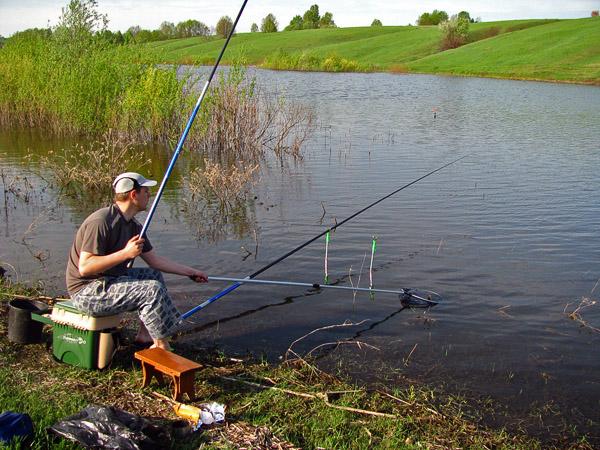 когда идти на рыбалку на удочку весной