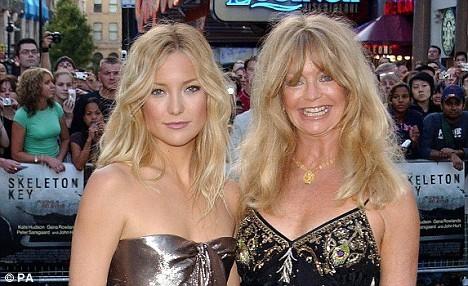 Kate Hudson & Goldie Hawn